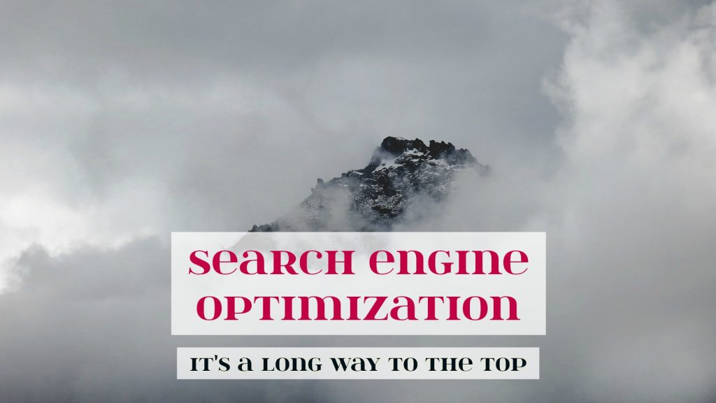 Search engine optimiazion