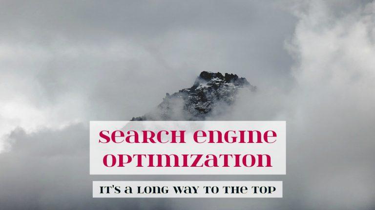 Search engine optimiazion